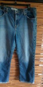 Hilfiger Hipster Jeans Sz 2X
